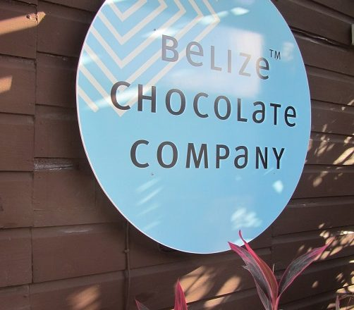 The Belize Chocolate Company in San Pedro, Caye Ambergris