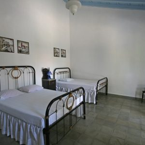 Bedroom at Casa Real 54 in Trinidad, Cuba