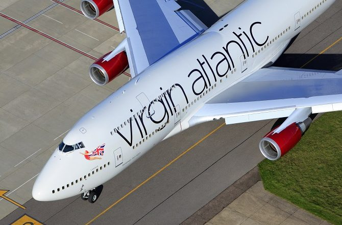 Virgin Atlantic fly every Sunday to Varadero in Cuba