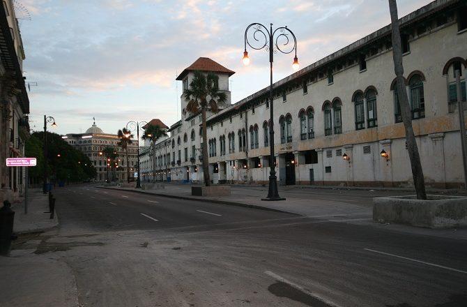 Havana at dawn