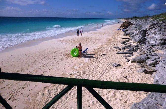 The beach at Iberostar Cayo Largo, Cuba