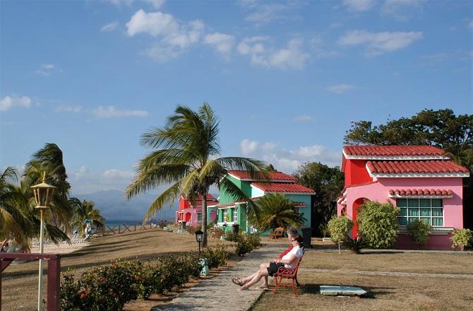 Hotel Costa Sur in Trinidad Cuba