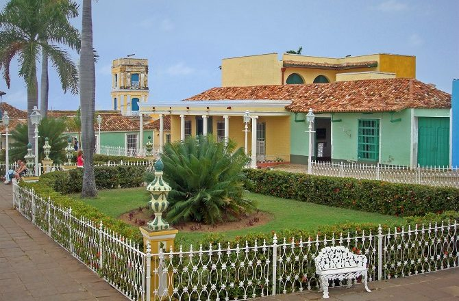Melia will be opening two hotels in Trinidad, Cuba