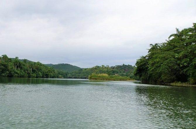 The River Toa in Baracoa