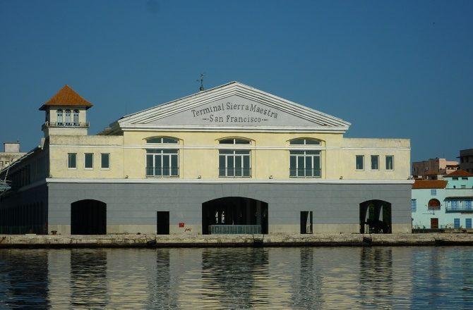 The Havana Cruise Terminal