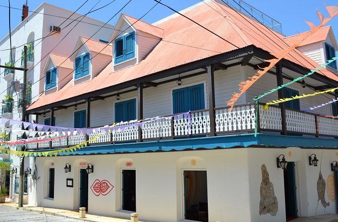 Hotel Isla de Flores in Flores, Guatemala