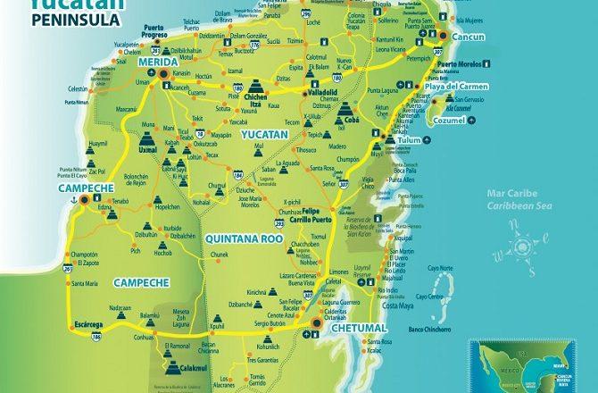 top ten reasons to visit the yucatan peninsula