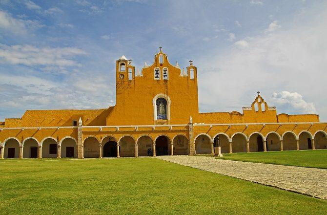 Convento de San Antonio de Padua in Izamal