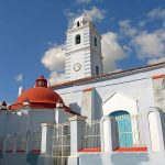 A church in Western Cuba