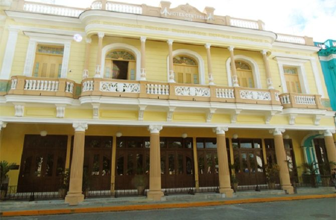 Hotel Central Santa Clara in Cuba