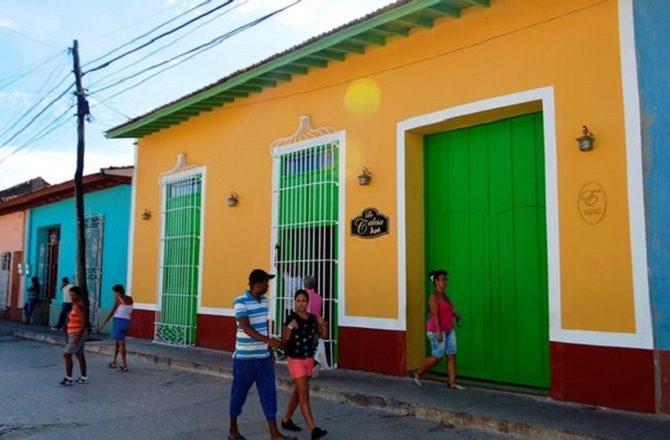 Hotel La Calesa in Trinidad Cuba