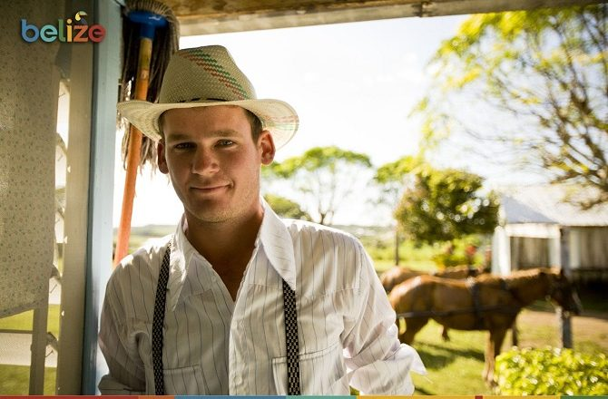 The Mennonites of Belize