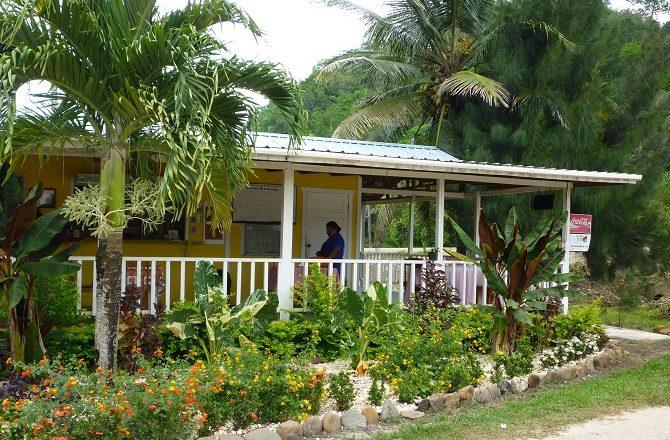 The Kropf Bakery on Hummingbird Highway is run by Mennonites in Belize