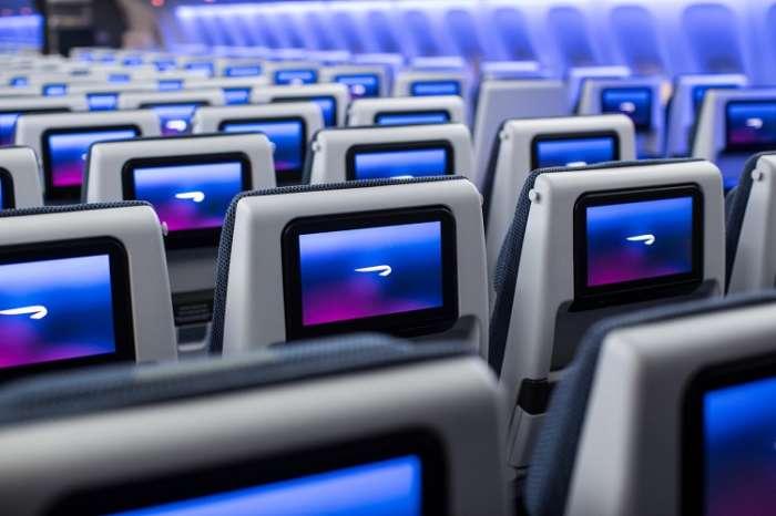 British airways Economy seating