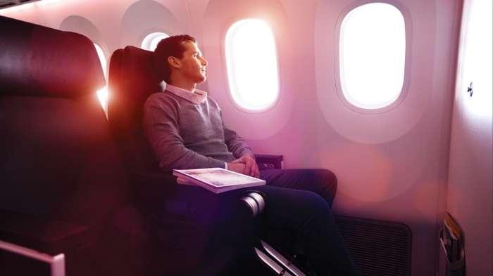 Virgin atlantic Premium economy Passenger