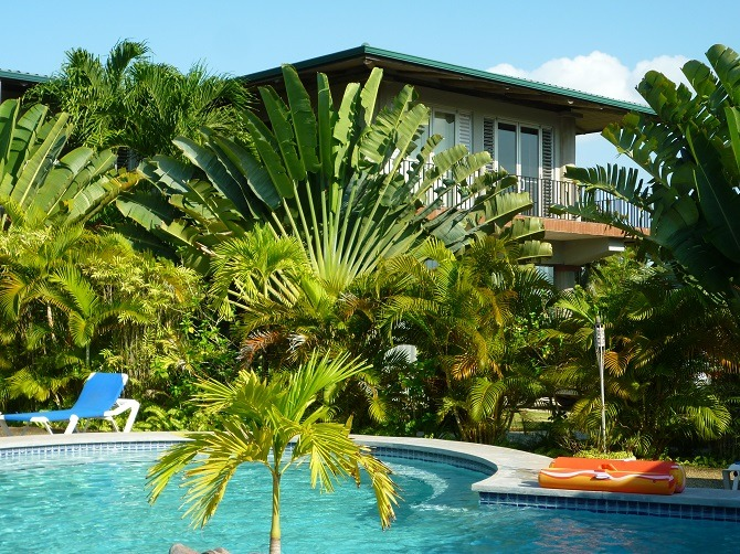 Almond Tree Resort, Corozal, Belize