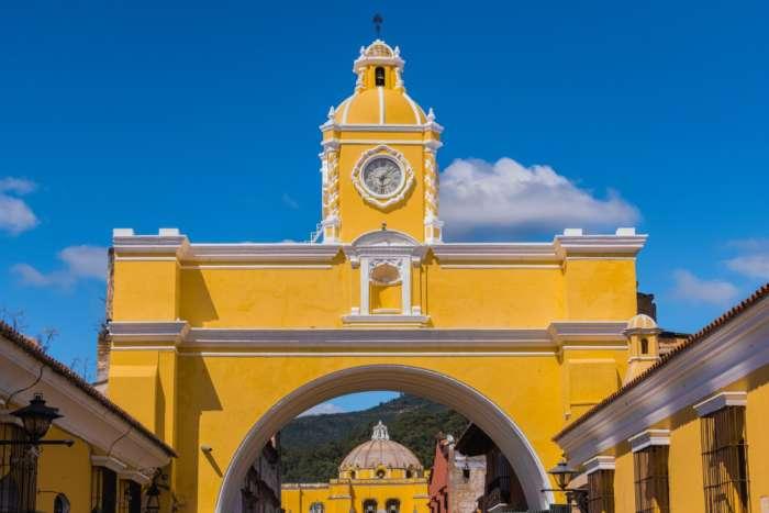 Arco in Antigua, Guatemala