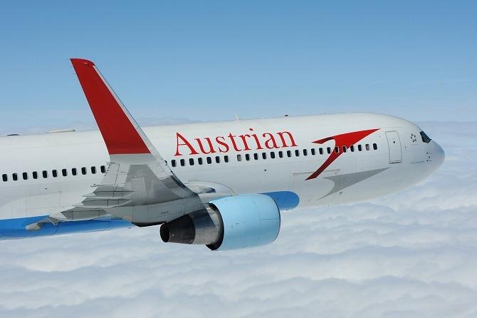Austrian Airlines operate flights between Vienna and Havana