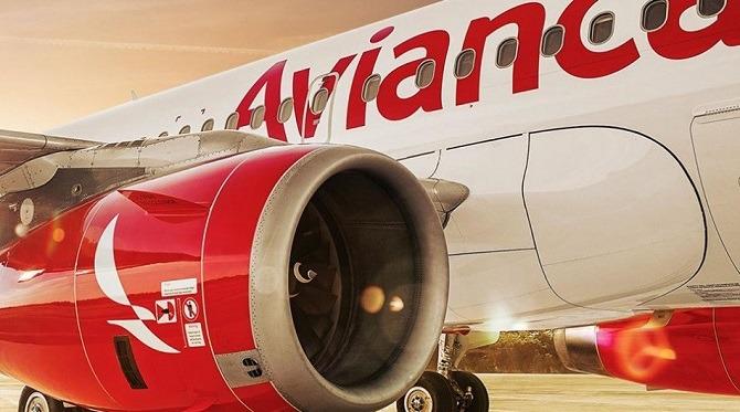 Avianca flight to Havana