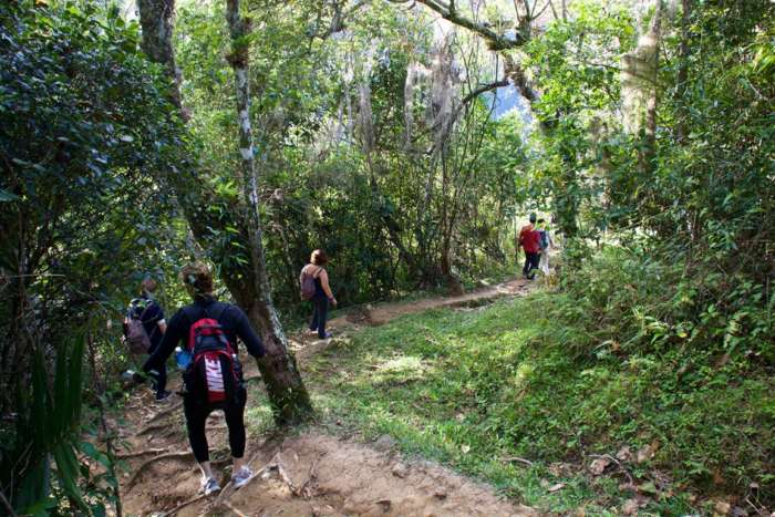Hike to La Plata in the Sierra Maestra