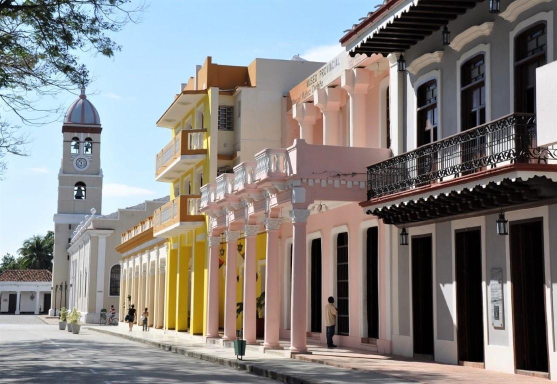Walking tour of Bayamo in Cuba