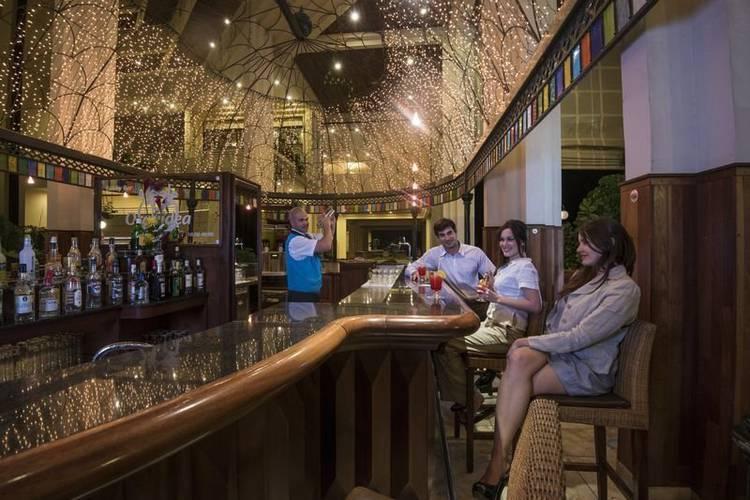 Bar at Blau Varadero