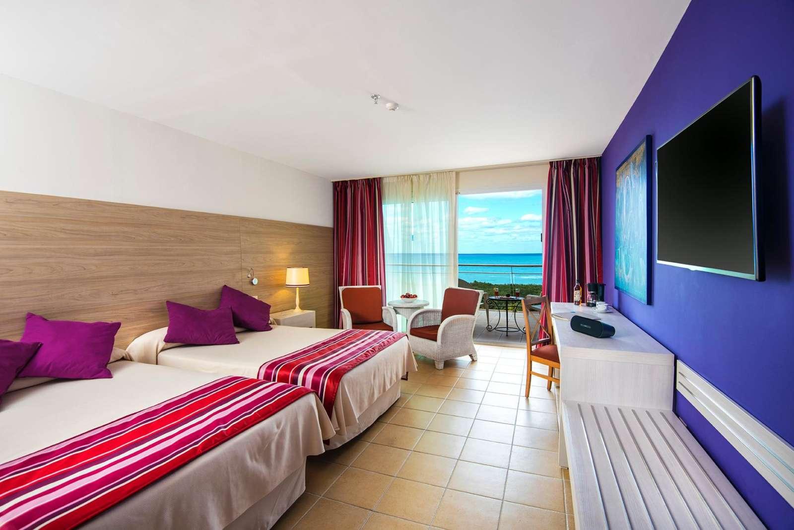 Blau Varadero seaview room