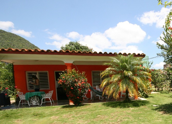 Casa El Cafetal in Vinales, Cuba