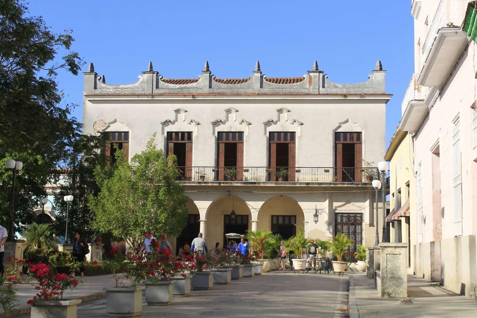 Camaguey Cuba Building