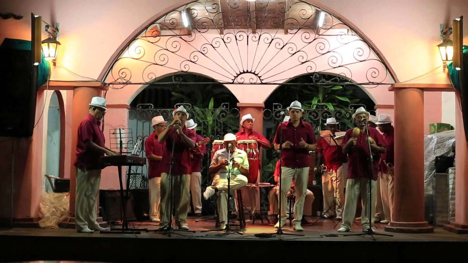 Camaguey Cuba Casa De La Trova