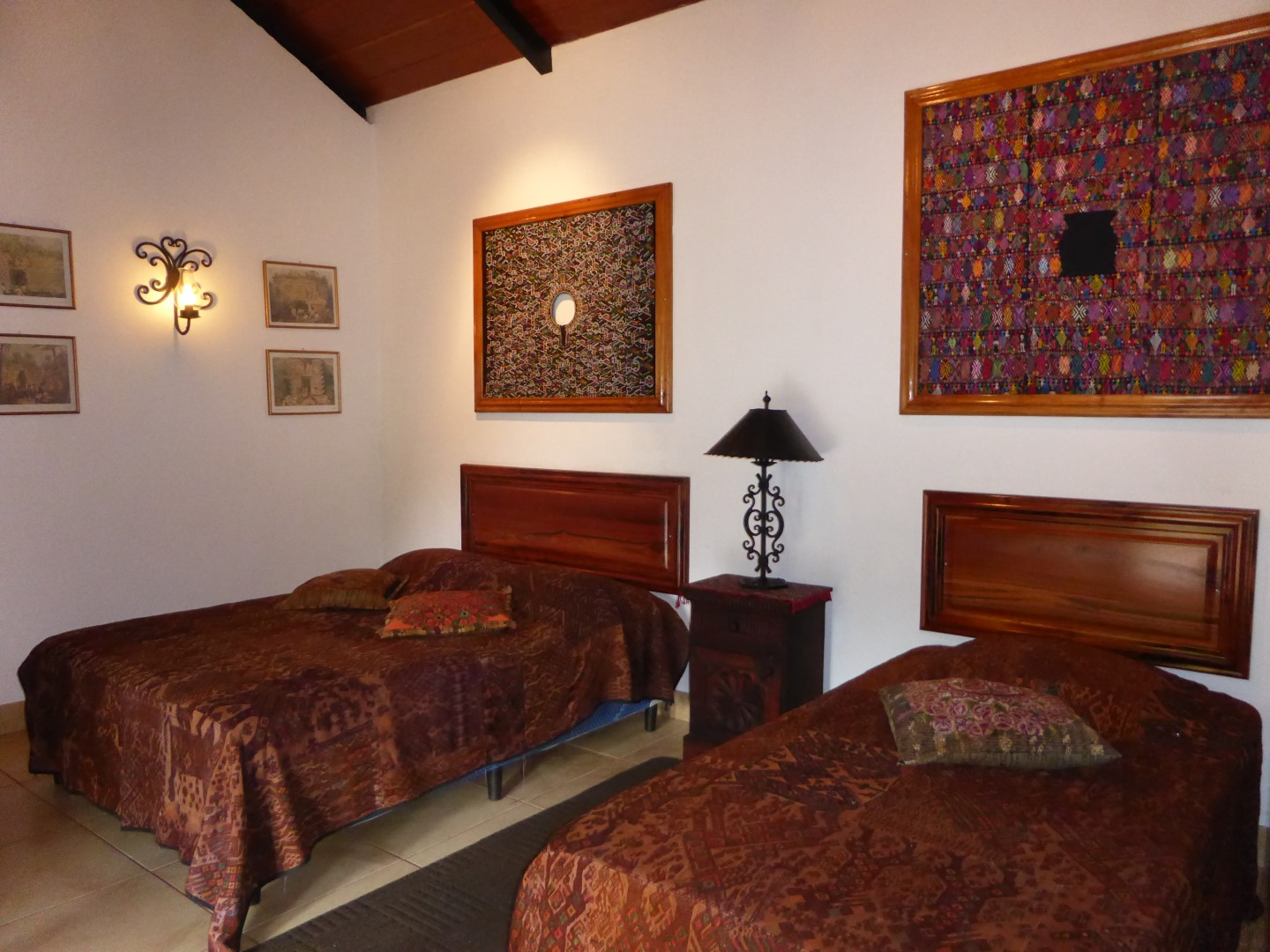 Candelaria Lodge Twin Room
