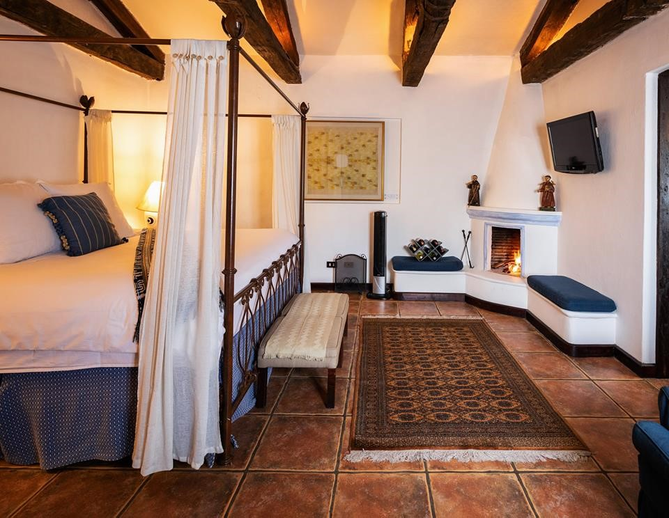 Casa Encantada Antigua Bedroom