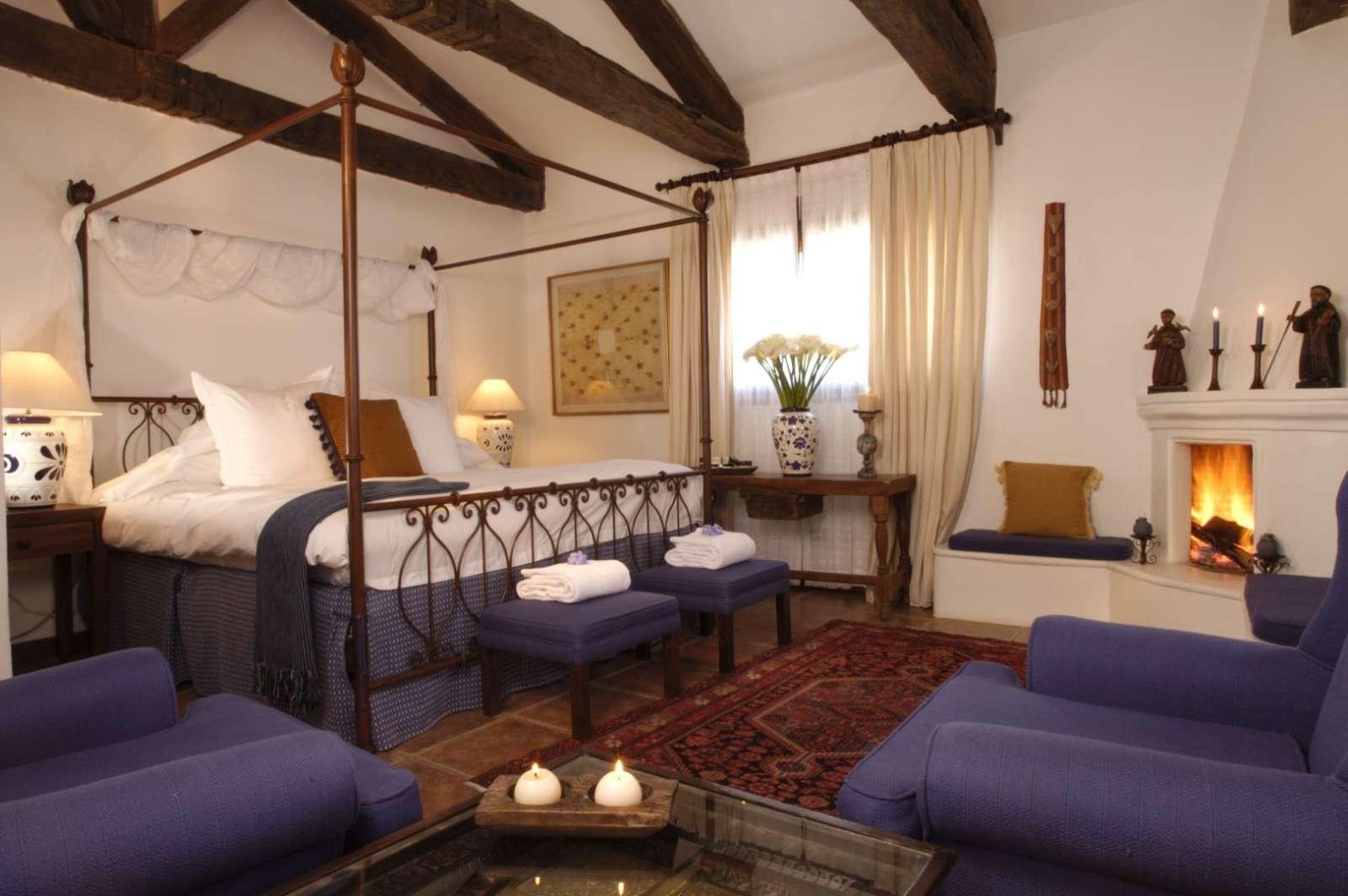 Rooftop suite Casa Encantada in Antigua