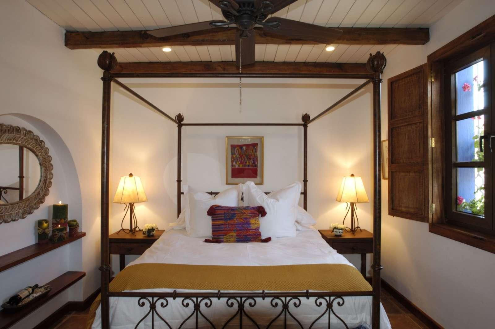 Standard room at Casa Encantada in Antigua