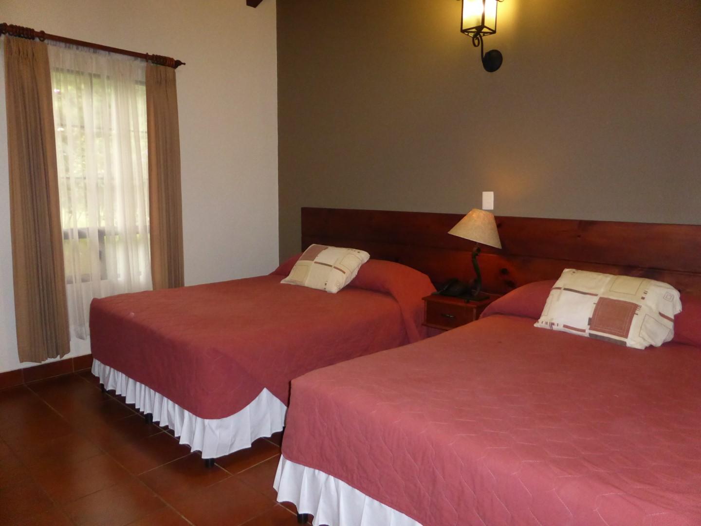 Bedroom at Casa Gaia in Coban