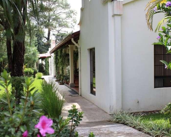 Casa Gaia in Coban, Guatemala