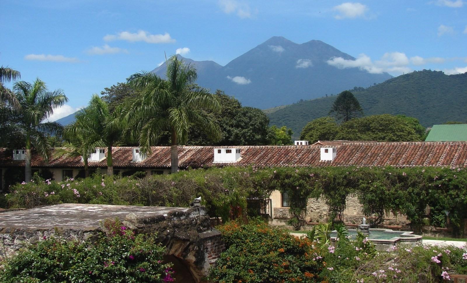 Hotel Casa Santo Domingo Antigua
