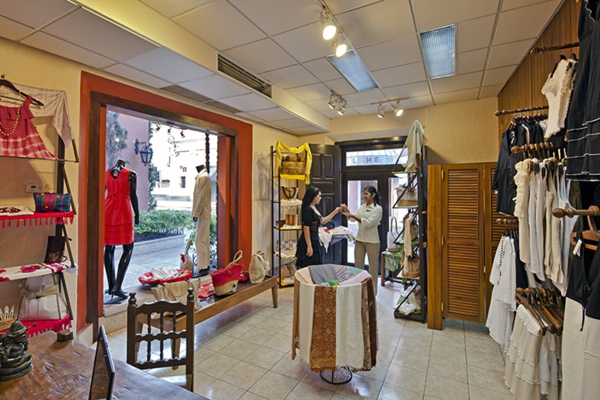 Shop at Casa Del Balam Merida