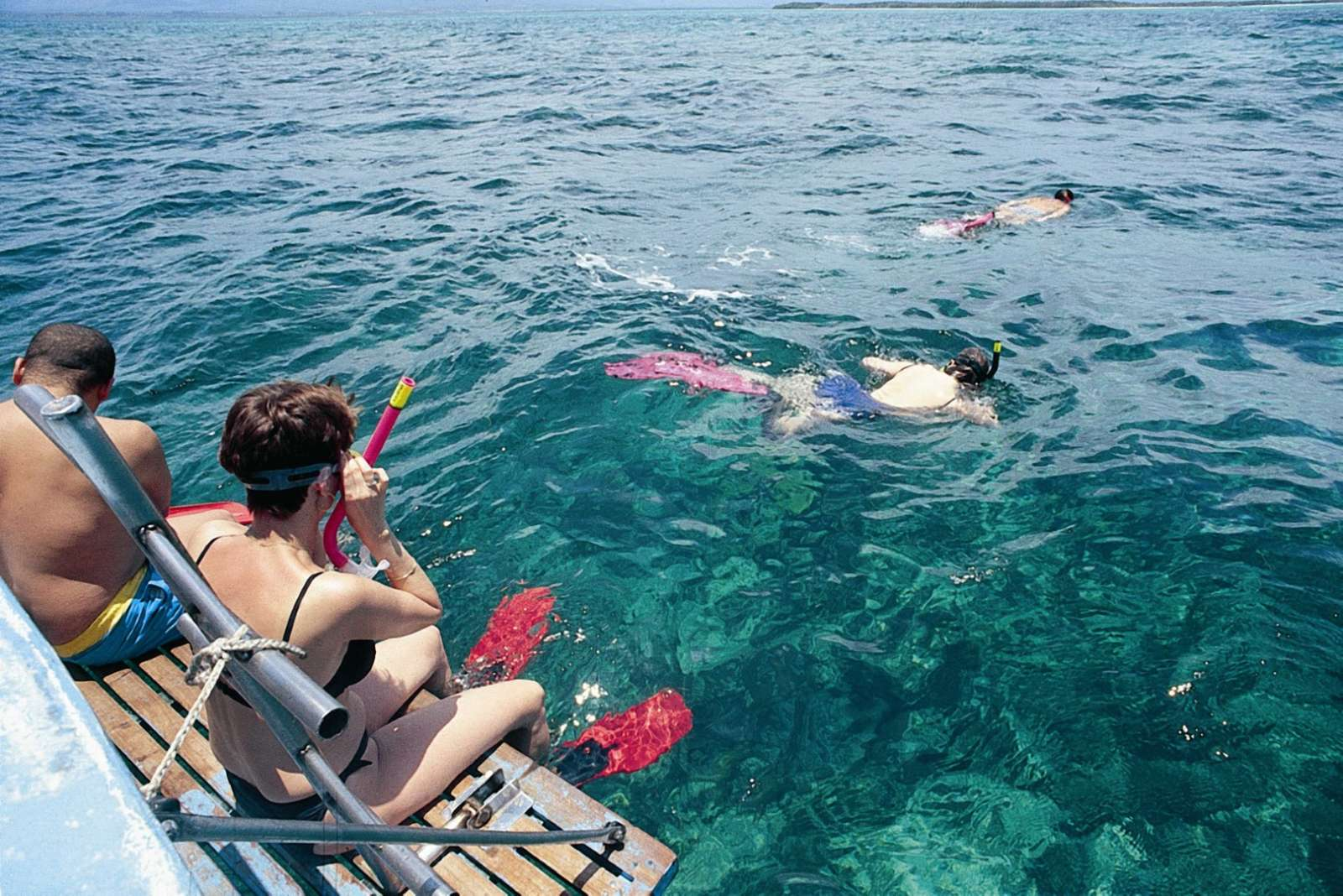 Snorkelling trip on Cayo Levisa, Cuba