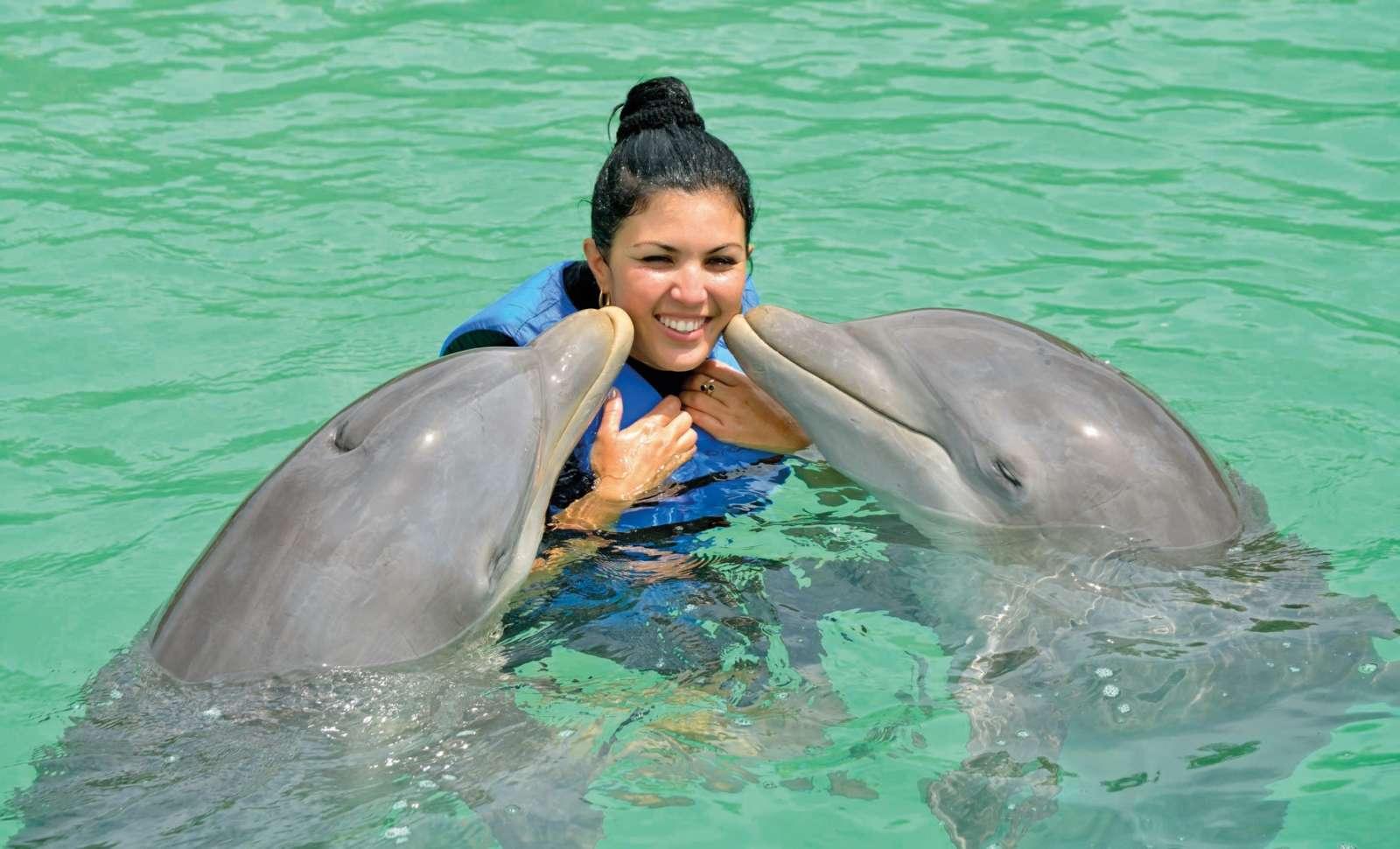Cayos De Villa Clara Cuba Dolphinarium