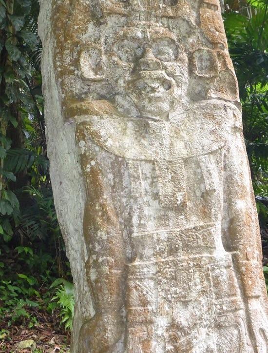 Ceibal stelae