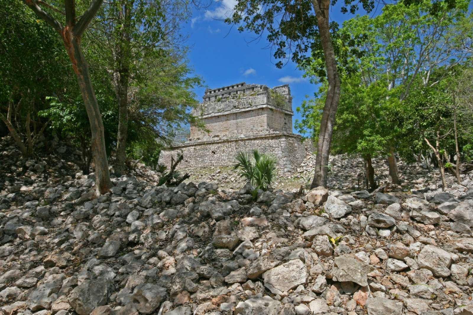 Chichen Itza Mexico Ruins
