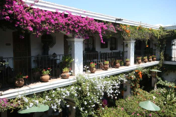 Accommodation in Chichicastenango