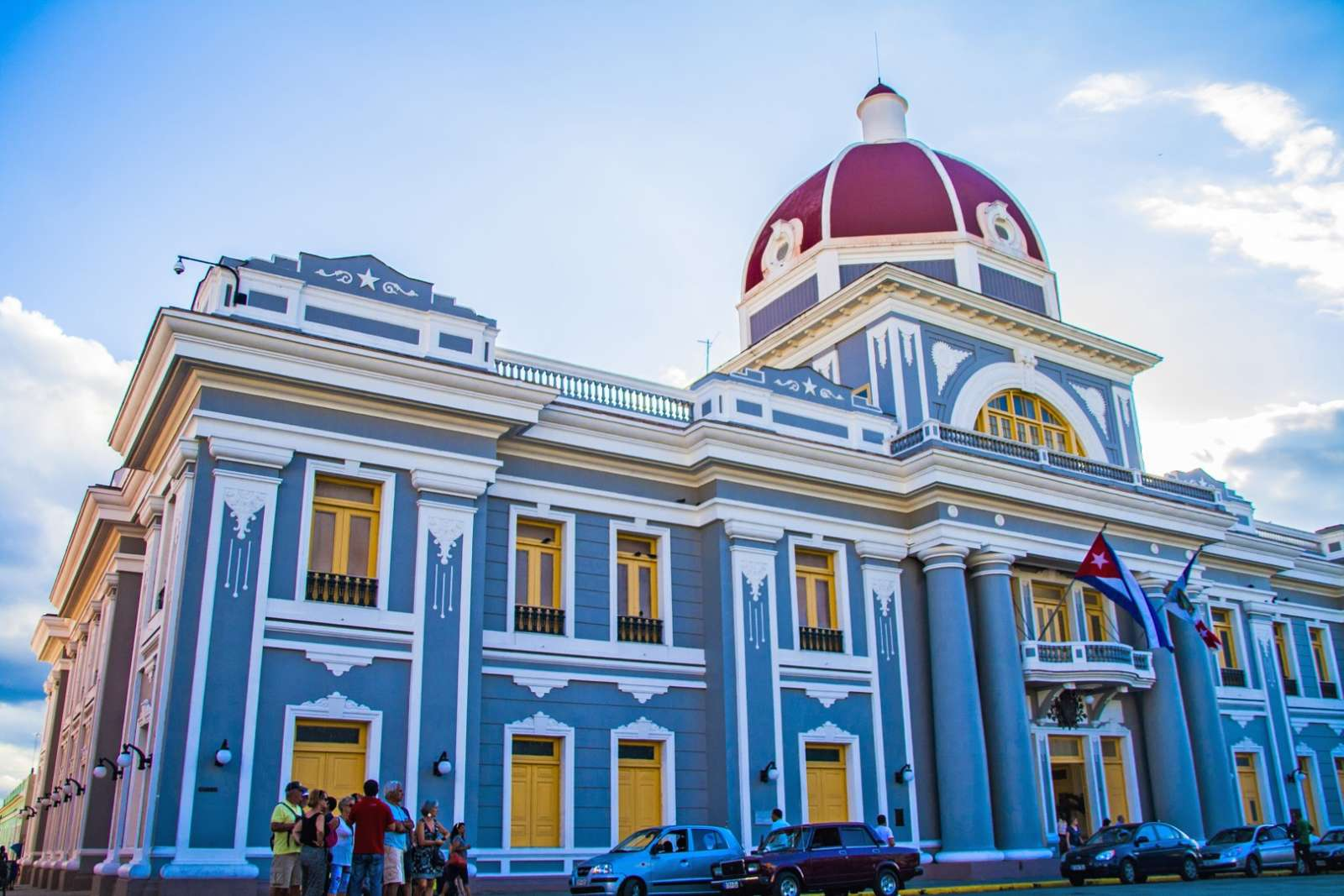 The Governor's Palace in Cienfuegos