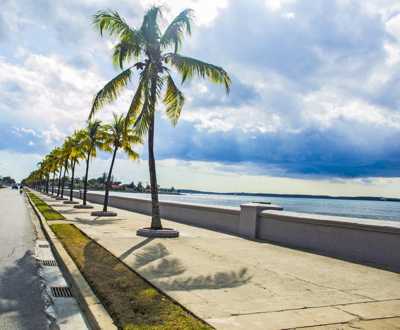 Cienfuegos Cuba Malecon