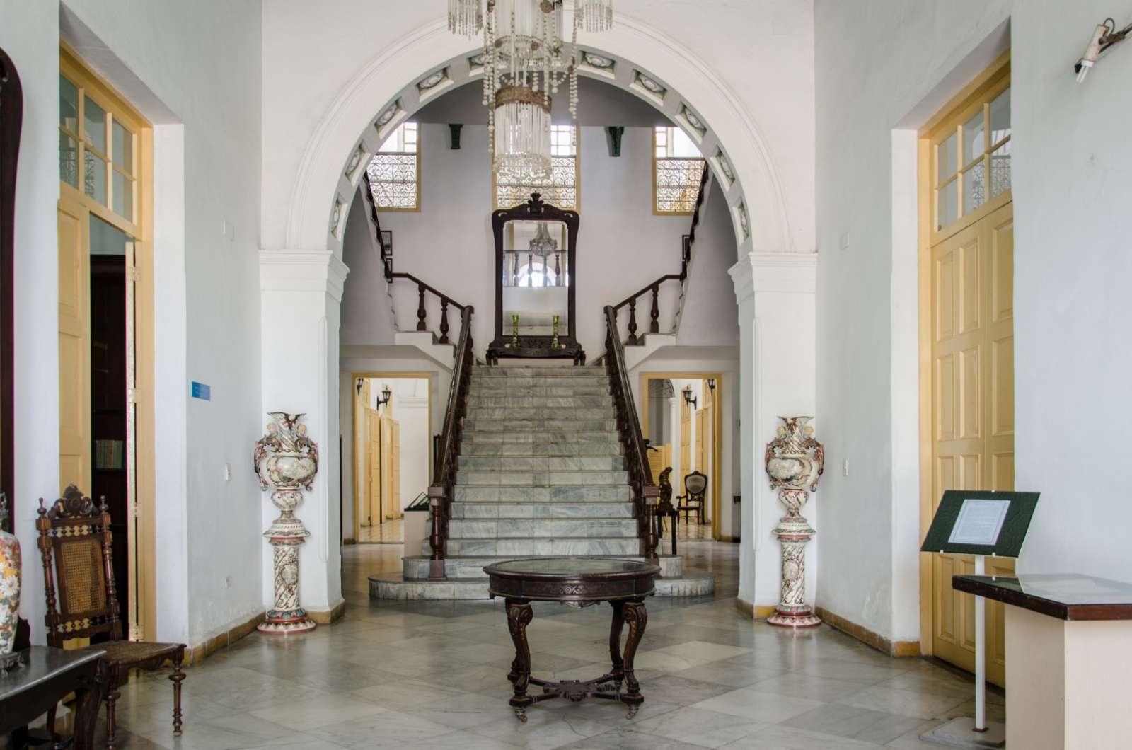 Cienfuegos Cuba Museum