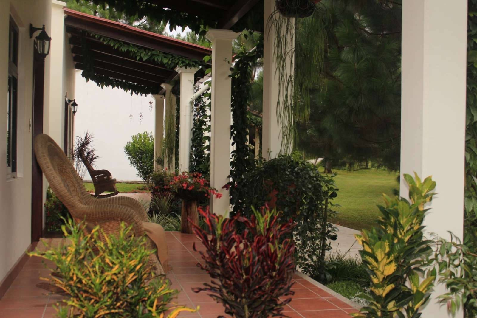 Accommodation in Coban