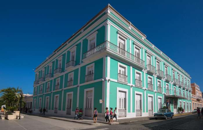 Accommodation in Cienfuegos