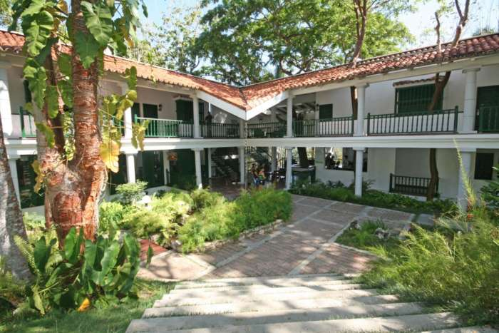 Accommodation in Las Terrazas