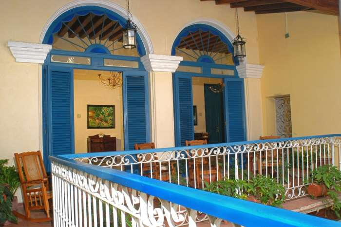 Accommodation in Sancti Spiritus